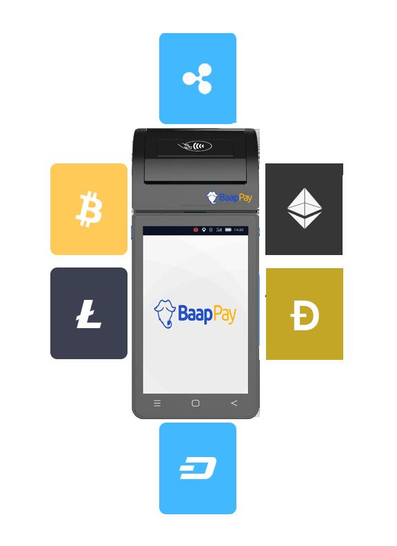 Baap ATM - Bitcoin ATM