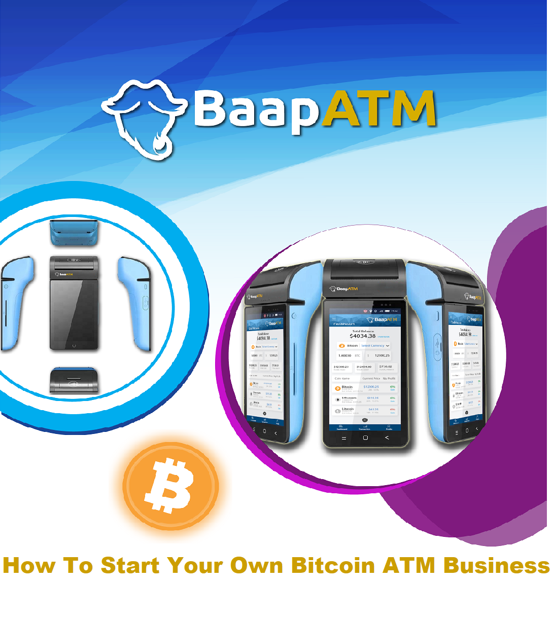 How To Start Your Own Bitcoin ATM Business