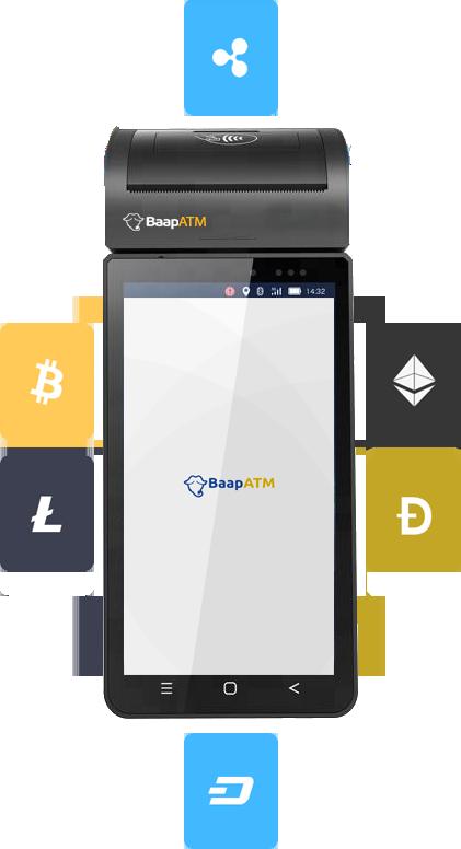 bitcoin atm - baapapp