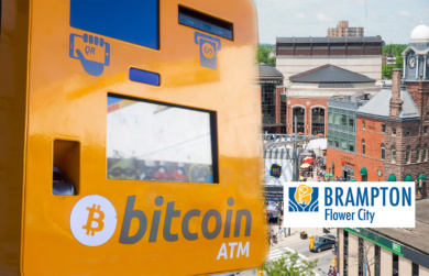 bitcoin atm brampton