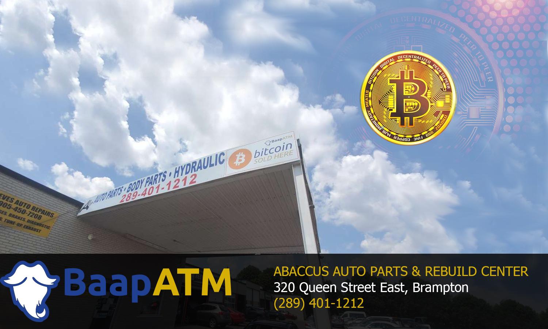 bitcoin atm abaccus