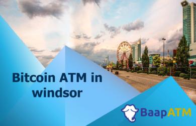 Bitcoin atm in windsor