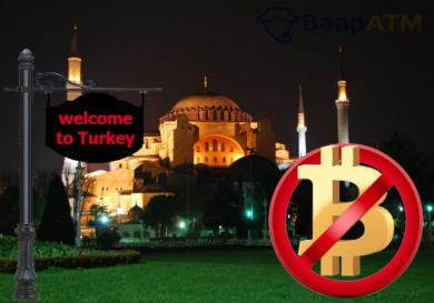 Turkey ban Crypto