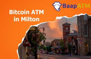 Bitcoin in Milton