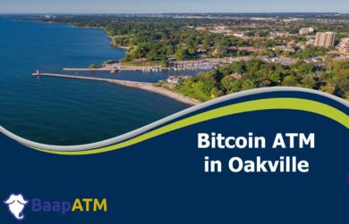But bitcoin in Oakville